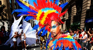 NYC Gay Pride Parade 2009