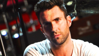 "Adam Levine Talks ""American Horror Story"", ""Voice"" Live Rounds"