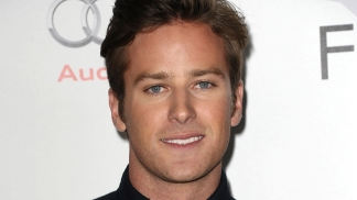 "Armie Hammer Reveals Tidbits About ""The Lone Ranger"""