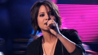 """The Voice"" Hopeful Vicci Martinez"