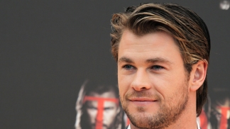"Chris Hemsworth Brings the Thunder in ""Thor"""