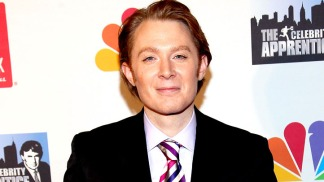 "Clay Aiken Gets Fired From ""Celebrity Apprentice"""