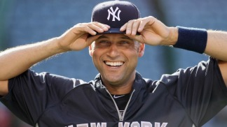 Derek Jeter Through the Years