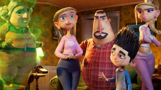 """ParaNorman"" Directors on Inducing Laughs and Screams"