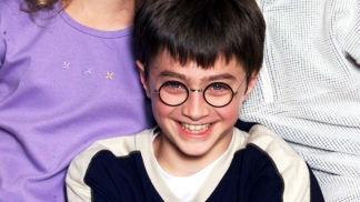 "Daniel Radcliffe's First (2001) ""Harry Potter"" Interview"