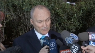 "Kelly: Terror Suspect Wanted ""Mayhem"""