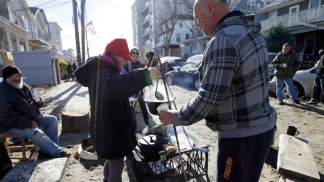 Rockaway Residents Demand More Help