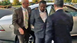 Raw Video: Trenton Mayor Arrested