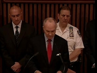 NYPD Commissioner Kelly Talks About Car Bomb Leads