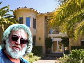 Estates and Cribs: Rock Legend Jerry Garcia's Home for Sale