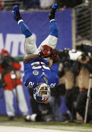 NY Giants 2012 Season in Photos