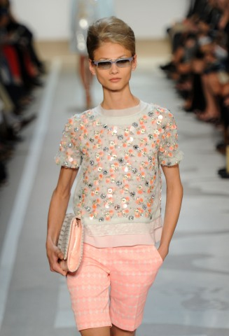 Trend Watch: Pastels Straight Off the Spring Runways