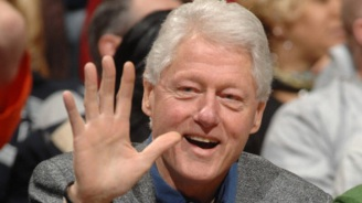 "Clinton Recalls ""Romantic"" Days of Prostitutes in Times Sq"