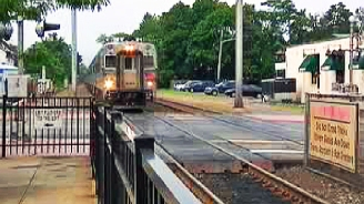 Stranger Tries to Throw Kids in Front of Moving NJ Transit Train: Cops
