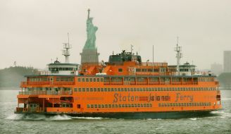 S.I. Ferry to Run on Natural Gas in Pilot Program