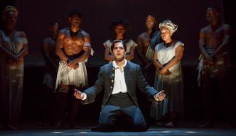 Review: Josh Young, Chuck Cooper in 'Amazing Grace'