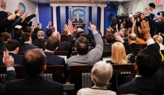 Friction Growing Between WH Media Strategy and Reporters
