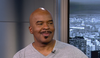 "David Alan Grier on Comedy, ""Charmichael,"" & More"