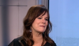 "Marcia Gay Harden on ""Fifty Shades of Grey"""