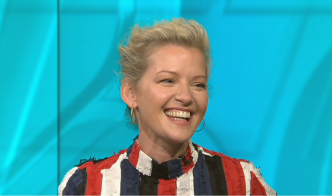 "Gretchen Mol on ""Chance,"" ""Manchester,"" & More"