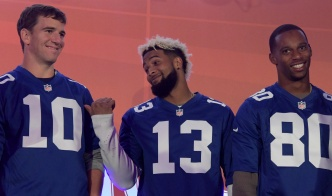 Giants Hopefully Said 'Bye' to a Lot of Things