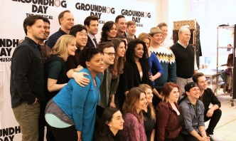 """Groundhog Day"" Heads to Broadway"