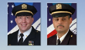 2 NYPD Officers Questioned in FBI Probe to Retire