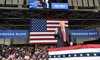 'Tremendous Victory': Trump Celebrates Kavanaugh Win