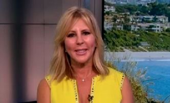 "Vicki Gunvalson Talks ""RHOC"" and New Book"