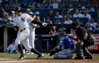Yanks Bats Fail Sabathia in 3-1 Loss to Blue Jays