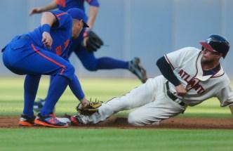 Mets Edge Braves 1-0 on Pinch-Hit HR in 11th Inning