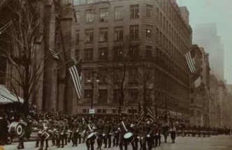 Irish Americans and the Parade