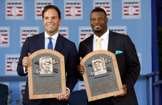 Former Met Piazza Inducted into Hall of Fame