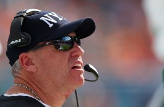 Bills' Rex Ryan in No Mood to Reflect on New York Jets Past