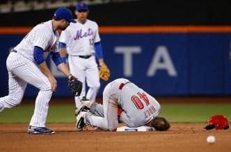 Cespedes' 3-Run Pinch HR Rallies Mets in 4-3 Win Over Reds