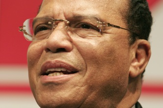 Farrakhan Offers His Two Cents in On Downtown Islamic Center, Obama