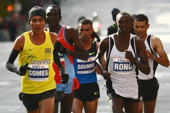 Watch the 2010 New York City Marathon Live (Paywall)