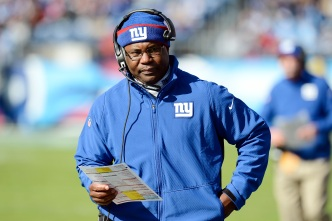 Giants Fire DC Fewell, DB Coach Giunta