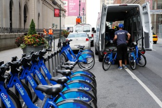 Citi Bike Expansion in Brooklyn Pits Driver Against Cyclist