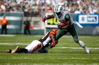 Jets WR Quincy Enunwa Has Bulging Disk, Out for Season