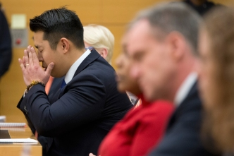 Liang Verdict Stands After Lawyers Argue to Get Case Tossed