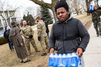 Deal Reached to Help Flint, Keep US Government Open