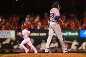 Cardinals Beat Mets, 8-1