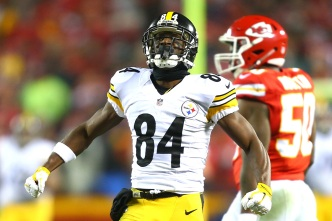 Steelers' Antonio Brown Apologizes for Facebook Live Video