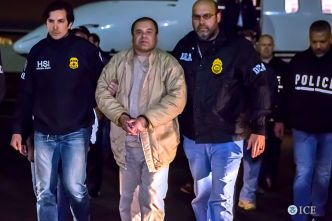 'El Chapo' Jury Hears Testimony From Alleged Cartel Cohort