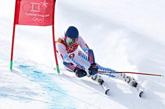 Podium Eludes American Alpine Skier Ted Ligety