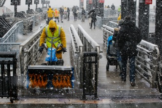 Storm Puts New Jersey in State of Emergency