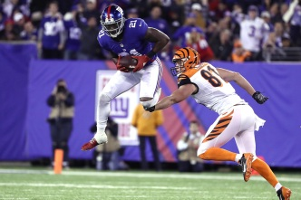 Giants Safeties Coach Thinks Collins Can Be Even Better