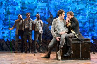 "Review: ""Peter and the Starcatcher"" Lands on Broadway"