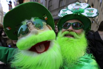 Everything to Know About NYC's 2017 St. Patrick's Day Parade